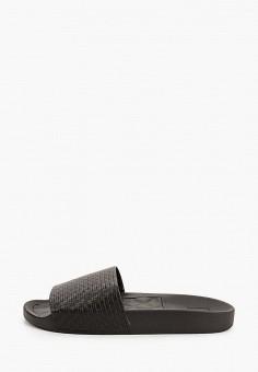 Сланцы, Moleca, цвет: черный. Артикул: MO001AWHMVG1. Обувь / Резиновая обувь