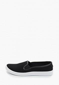 Слипоны, Moleca, цвет: черный. Артикул: MO001AWHMVM6. Обувь / Слипоны