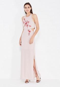Платье, Motivi, цвет: розовый. Артикул: MO042EWWRW45.