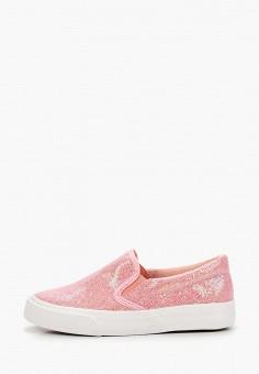 Слипоны, Modis, цвет: розовый. Артикул: MO044AGEUBL0.