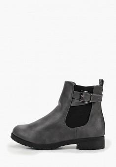 Ботинки, Modis, цвет: серый. Артикул: MO044AWEINB1.