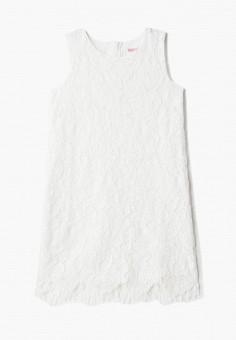 Платье, Modis, цвет: белый. Артикул: MO044EGERJW2.
