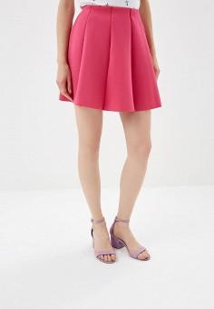 Юбка, Modis, цвет: розовый. Артикул: MO044EWCOPW6. Одежда / Юбки