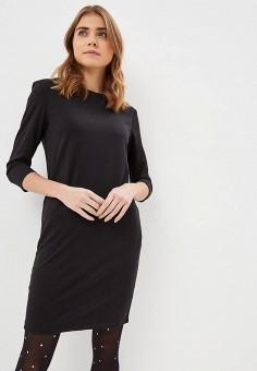 Платье, Modis, цвет: черный. Артикул: MO044EWDVLY7.