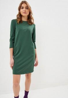 Платье, Modis, цвет: зеленый. Артикул: MO044EWDVLY8.