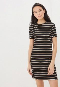 Платье, Modis, цвет: черный. Артикул: MO044EWECHU2.
