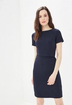 Платье, Modis, цвет: синий. Артикул: MO044EWEFAS6.