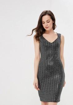 Платье, Modis, цвет: серебряный. Артикул: MO044EWFBOA6.