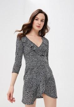 Платье, Modis, цвет: серый. Артикул: MO044EWFBOB1.