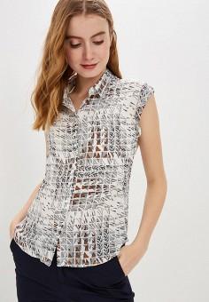 Блуза, Modis, цвет: белый. Артикул: MO044EWFCUN1.
