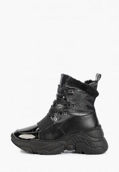 Ботинки, Modelle, цвет: черный. Артикул: MO051AWGVPS2. Обувь / Ботинки / Высокие ботинки