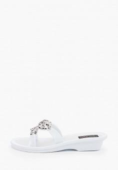 Сланцы, Mon Ami, цвет: голубой. Артикул: MO151AWIRUZ1. Обувь / Резиновая обувь