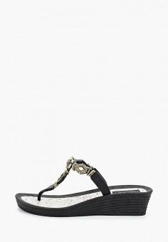 Сланцы, Mon Ami, цвет: черный. Артикул: MO151AWIRVB3. Обувь / Резиновая обувь