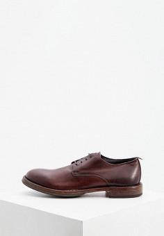 Туфли, Moma, цвет: коричневый. Артикул: MO714AMJVAW1. Обувь / Туфли
