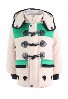 Куртка утепленная, Irby Style, цвет: бежевый. Артикул: MP002XB000Q2. Мальчикам / Одежда / Верхняя одежда / Куртки и пуховики