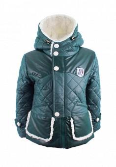 Куртка утепленная, Irby Style, цвет: зеленый. Артикул: MP002XB000QK. Девочкам / Одежда / Верхняя одежда / Куртки и пуховики