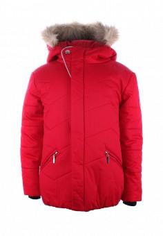 Куртка утепленная, Irby Style, цвет: красный. Артикул: MP002XB000XB. Мальчикам / Одежда / Верхняя одежда / Куртки и пуховики