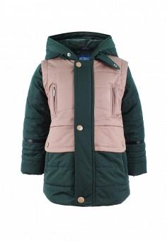 Куртка утепленная, Irby Style, цвет: зеленый. Артикул: MP002XB0042D. Мальчикам / Одежда / Верхняя одежда / Куртки и пуховики