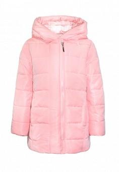 Куртка утепленная, Irby Style, цвет: розовый. Артикул: MP002XG0012S. Девочкам / Одежда / Верхняя одежда / Куртки и пуховики