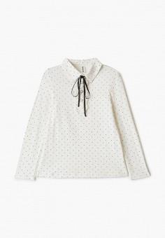 Блуза, Acoola, цвет: белый. Артикул: MP002XG00VK8.