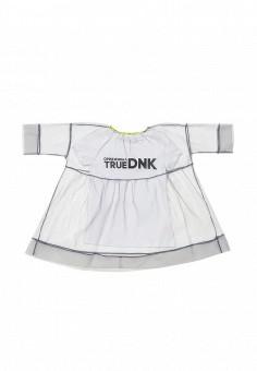 Платье, Dnk, цвет: белый. Артикул: MP002XG019NB. Девочкам / Одежда / Платья и сарафаны