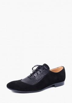 Туфли, LioKaz, цвет: черный. Артикул: MP002XM0LZHY. Обувь / Туфли