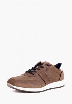 Кроссовки, Ecco, цвет: коричневый. Артикул: MP002XM0W2MV.