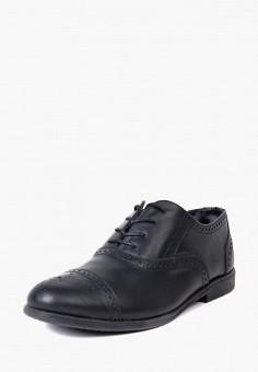 Туфли, LioKaz, цвет: черный. Артикул: MP002XM0YDWA. Обувь / Туфли