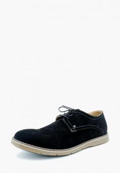 Ботинки, LioKaz, цвет: черный. Артикул: MP002XM0YGY3. Обувь / Ботинки / Низкие ботинки