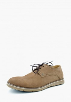 Ботинки, LioKaz, цвет: бежевый. Артикул: MP002XM0YHF7. Обувь / Ботинки / Низкие ботинки