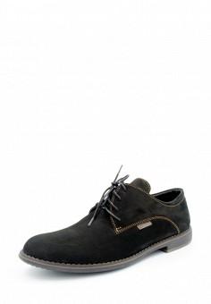 Ботинки, LioKaz, цвет: коричневый. Артикул: MP002XM0YHUY. Обувь / Ботинки / Низкие ботинки