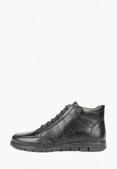 Ботинки, Shoes Republic, цвет: черный. Артикул: MP002XM1PYUG. Обувь / Ботинки / Низкие ботинки