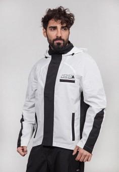 Куртка спортивная, Bodro Design, цвет: белый. Артикул: MP002XM20O0T. Одежда / Верхняя одежда / Демисезонные куртки