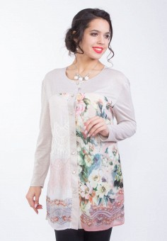 Туника, Wisell, цвет: розовый. Артикул: MP002XW025OW. Одежда / Туники