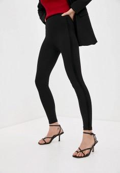 Леггинсы, DeFacto, цвет: черный. Артикул: MP002XW04NQO. Одежда / Брюки
