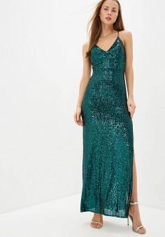 Платье, Joymiss, цвет: зеленый. Артикул: MP002XW0FQV4. Одежда / Платья и сарафаны / Вечерние платья