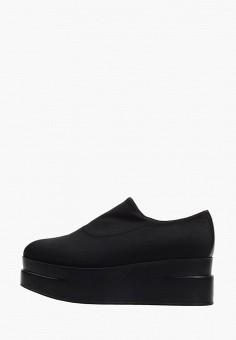 Слипоны, Hotic, цвет: черный. Артикул: MP002XW0GV5U. Обувь / Слипоны