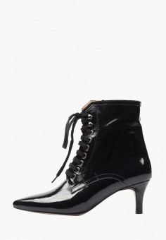 Ботильоны, Hotic, цвет: черный. Артикул: MP002XW0GV61. Обувь / Ботильоны
