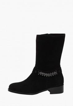 Полусапоги, Hotic, цвет: черный. Артикул: MP002XW0GV62. Обувь / Сапоги