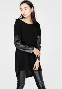 Туника, Omero, цвет: черный. Артикул: MP002XW0GWZ3. Одежда / Туники