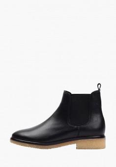 Ботинки, Hotic, цвет: черный. Артикул: MP002XW0H12H. Обувь / Ботинки / Челси