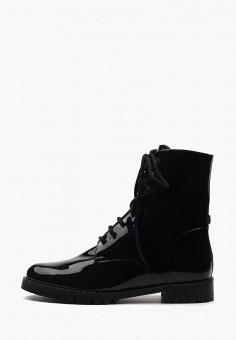 Ботинки, Hotic, цвет: черный. Артикул: MP002XW0HNJA. Обувь / Ботинки / Высокие ботинки