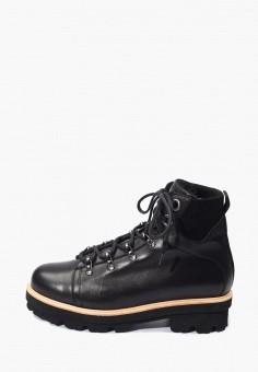 Ботинки, Hotic, цвет: черный. Артикул: MP002XW0HNJE. Обувь / Ботинки / Высокие ботинки