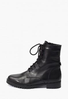 Ботинки, Hotic, цвет: черный. Артикул: MP002XW0HNJF. Обувь / Ботинки / Высокие ботинки