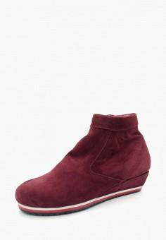 Ботинки, LioKaz, цвет: бордовый. Артикул: MP002XW0IZF4. Обувь / Ботинки / Низкие ботинки