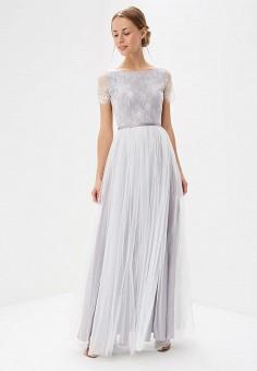 Платье, Lakshmi fashion, цвет: фиолетовый. Артикул: MP002XW0WK8R. Одежда / Платья и сарафаны / Вечерние платья
