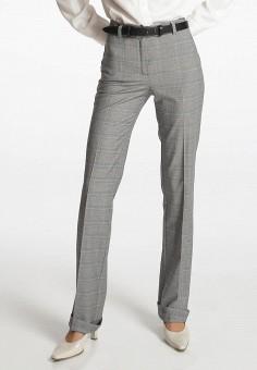 Брюки, Shako, цвет: серый. Артикул: MP002XW1086I. Одежда / Брюки / Классические брюки