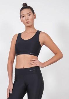 Топ спортивный, Bodro Design, цвет: черный. Артикул: MP002XW10ZQJ. Одежда / Топы и майки