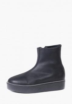 Ботинки, LioKaz, цвет: черный. Артикул: MP002XW13Q98. Обувь / Ботинки / Челси