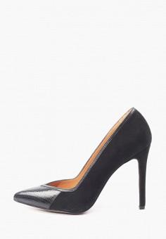 Туфли, Hotic, цвет: черный. Артикул: MP002XW14RYJ. Обувь / Туфли